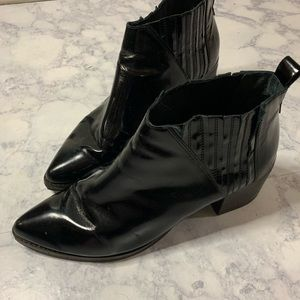 Jeffery Campbell ankle boots